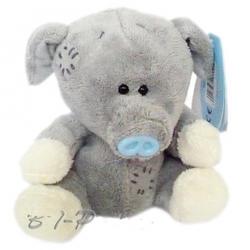 Друзья мишек Teddy Blue Nose -  плюшевая свинка 10 см (арт. GYW1334)
