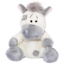 Друзья мишек Teddy Blue Nose -  плюшевый конь 10 см (арт. GYW1336)