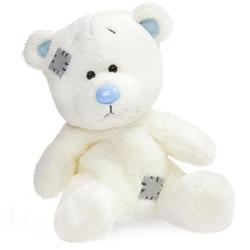Друзья мишек Teddy Blue Nose -  плюшевый полярный медведь 10 см (арт. GYW1720)