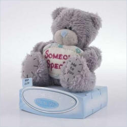Игрушка плюшевый мишка MTY (Me To You) -  с табличкой Someone Special 7.5 см (арт. GYW1833)