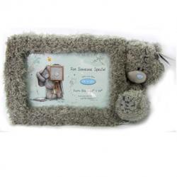 Мишка MTY (Me To You) -  10 см с плюшевой рамкой для фотографии (13*9) For Sameоne Speсial (арт. GYW1844)