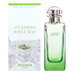 Hermes Un Jardin Sur Le Toit - туалетная вода -  mini 7.5 ml