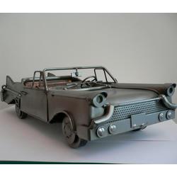 Статуэтки Hinz and Kunst (Германия) - Американский автомобиль - 11 x 43 см. (металл)