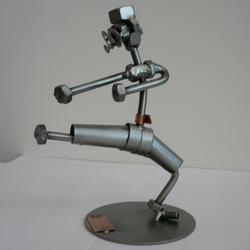 Статуэтки Hinz and Kunst (Германия) - Каратэ - 18 x 12 см. (металл)