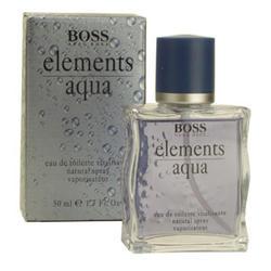 Hugo Boss Boss Elements Aqua - туалетная вода - 50 ml