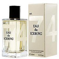 Eau de Iceberg pour Femme - парфюмированная вода -  пробник (виалка) 1.2 ml