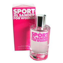 Jil Sander Sport For Women - туалетная вода - 50 ml
