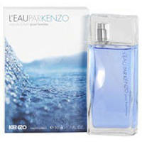 Leau par Kenzo pour homme -  Набор (туалетная вода 100 + гель для душа 75)