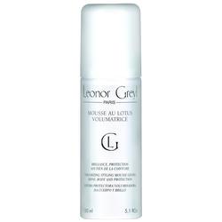 Leonor Greyl -  Мусс для объема с лотосом для всех типов волос Mousse au Lotus Volumatrice - 150 ml (brk_2030)