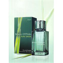 Marc O Polo Pure Green Man - туалетная вода - пробник (виалка) - 1.2 ml
