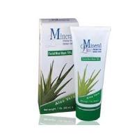 Mineral Line - Очищение и тонизация - 70% Грязевая маска для лица с Алоэ Вера - 200 ml