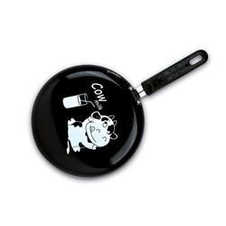 Granchio -  Блинная скородка черная Granchio Cow milc Crepe Collection - диаметр 23 см (арт. 88271)