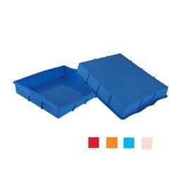 Granchio -  Силиконовая форма для выпечки и запекания прямоугольная Granchio Silico Flex  - размер 32х25 см (арт. 88400)
