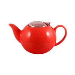 Maestro - Чайник-заварник 750мл керамический красный (МР20004-08к)