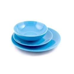 Maestro - Сервиз 18пр. керамика синий (МР20004-18Sс)