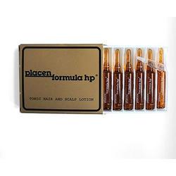 Placen Formula - HP Tonic hair and scalp lotion - Плацент Формула Классическая от выпадения - 6 ампул