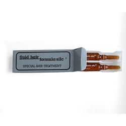 Placen Formula - Fluid hair Formula silk special hair treatment - Плацент Формула Силк лечение - 2 ампулы