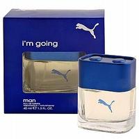 Puma Im going Man - туалетная вода - пробник (виалка) - 1.2 ml