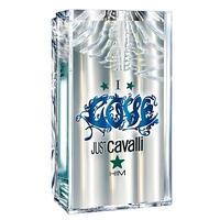 Roberto Cavalli Just Cavalli I Love Him - туалетная вода - 60 ml