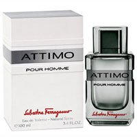 Salvatore Ferragamo Attimo Pour Homme - туалетная вода - 40 ml