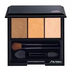 Тени для век Shiseido -  Luminizing Satin Eye Color Trio №BR 209 Voyage/Вояж