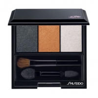 Тени для век Shiseido -  Luminizing Satin Eye Color Trio №OR 302 Fire/Пламя