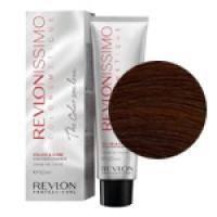 Краска для волос Revlon Professional Revlonissimo Colorsmetique №6.34 Dark Coppery Gold Blonde/Темный блондин золотисто-медный - 60 ml