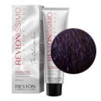 Краска для волос Revlon Professional Revlonissimo Colorsmetique №44.20 Intense Burgundy/Коричневый насыщенно переливающийся - 60 ml