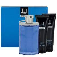 Alfred Dunhill Desire Blue - Набор (Туалетная вода 100 ml + после бритья 90 ml + гель для душа 90 ml)