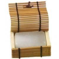Chandi - Натуральный солевой дезодорант в бамбуковой шкатулке - 80 g