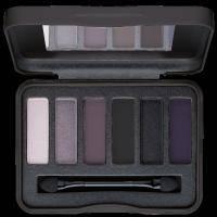 BeYu - Палетка теней BeYu Be Sensual Yourself Eyeshadow Palette №20 Be Edgy - 6х1.2 g