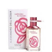 Alessandro Dell Acqua woman in rose - туалетная вода - 50 ml