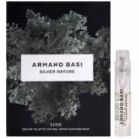 Armand Basi Silver Nature - туалетная вода - пробник (виалка) 1 ml