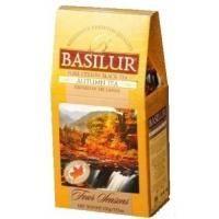 Basilur - Чай черный Четыре сезона Осенний - картонная коробка - 100g (4792252915503)