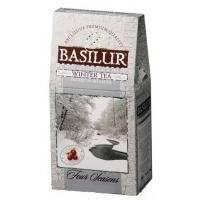 Basilur - Чай черный Четыре сезона Зимний - картонная коробка - 100g (4792252100398)
