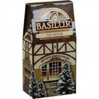 Basilur - Чай черный Личная коллекция Чайный дом - картонная коробка - 100g (4792252927278)