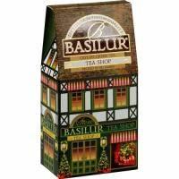 Basilur - Чай черный Личная коллекция Чайный магазин - картонная коробка - 100g (4792252927292)
