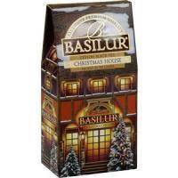 Basilur - Чай черный Личная коллекция Рождественский дом - картонная коробка - 100g (4792252927285)