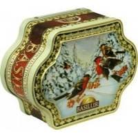 Basilur - Чай черный Очаровательная коллекция Гроздья ягод - жестяная банка - 100g (4792252923928)