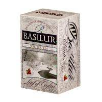 Basilur - Чай черный Зимний Коллекция Четыре сезона - картонная коробка - 20х2g (70162-00)
