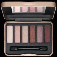 BeYu - Палетка теней BeYu Be Sensual Yourself Eyeshadow Palette №1 Be Natural - 6х1.2 g
