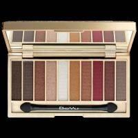 BeYu - Палетка теней для век Glamorous Eyeshadow Clutch №8 Huge Fascination - 10х0.9 g