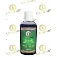 Chandi - Натуральное масло для волос Амла - 100 мл