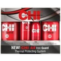 CHI - Термозащитный набор для волос 44 IG Thermal Protecting Kit (Шампунь 355 + кондиционер 355 + лак для волос 74 + термозащитный спрей 59)