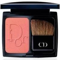 Christian Dior - Румяна для лица 1-цветные компактные придающие сияние Diorblush №553 Cocktail Peach - 7g