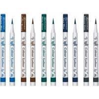 Dermacol - Colour Eyeliner №1 - Подводка-фломастер для глаз - 1 ml (85958333)