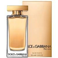 Dolce Gabbana The One - туалетная вода - 100 ml TESTER