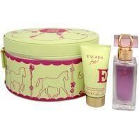 Escada Joyful - Набор (Парфюмированная вода 50 ml + лосьон-молочко для тела 50 ml + сумка)