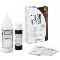 Euphytos - Краска для волос ColorFlower №6/4 Dark copper blond - 120 ml