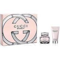 Gucci Bamboo - Набор (парфюмированная вода 30 ml +лосьон-молочко для тела 50 ml)